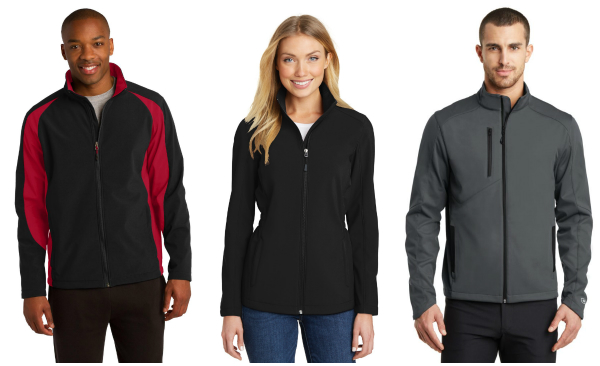 Popular Soft Shell Jackets from NYFifth