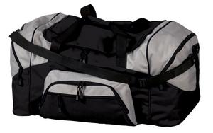 Port and Company BG99 Colorblock Sport Duffel from NYFifth
