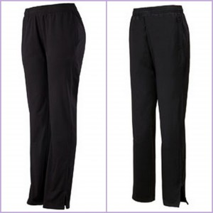 Augusta Ladies Youth Solid Brushed Tricot Pant from NYFifth