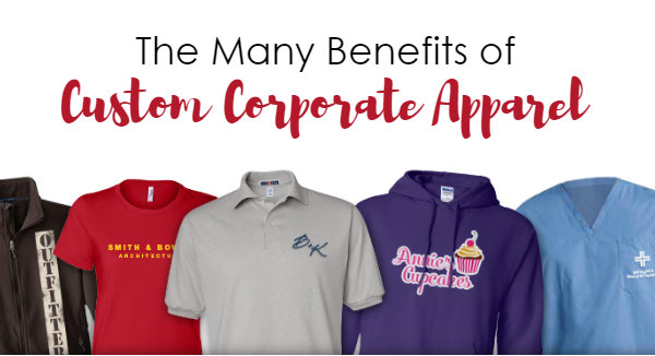 The Benefits of Custom Corporate Apparel from NYFifth
