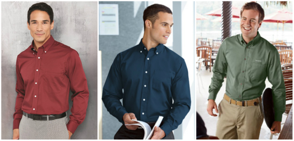 Popular Twill Dress Shirts from NYFifth