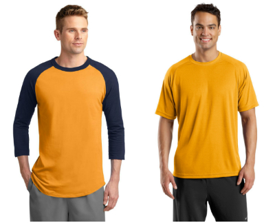 Sport-Tek Raglan Tshirts from NYFifth