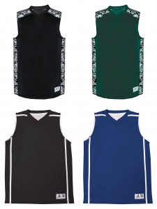 Badger Sport B Attack Youth Tank Youth Reversible V Neck B Line Tank form NYFifth