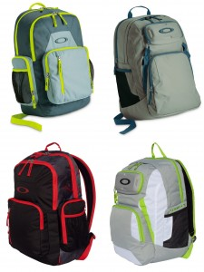 Oakley Works Backpacks from NYFifth