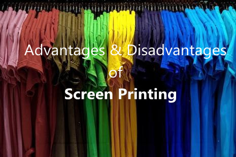 Advantages and Disadvantages of Screen Printing from NYFifth