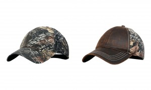 Fahrenheit Superflage Trucker Cap Washed Weathered Twill Superflage Camo Cap from NYFifth