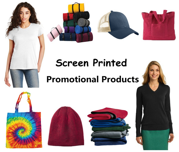 Top 5 Branded Screen Printed Promotional Products from NYFifth