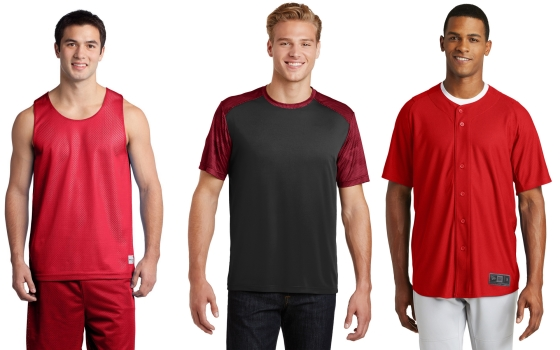 Back to School Sale Clubs and Athletics Apparel for Men from NYFifth