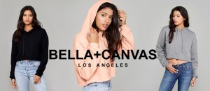 Bella Canvas Hoodies for Men and Women from NYFifth