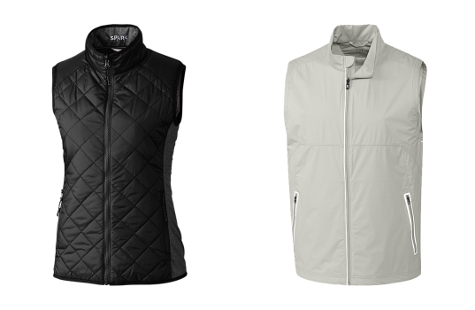 New Cutter Buck Vest from NYFifth