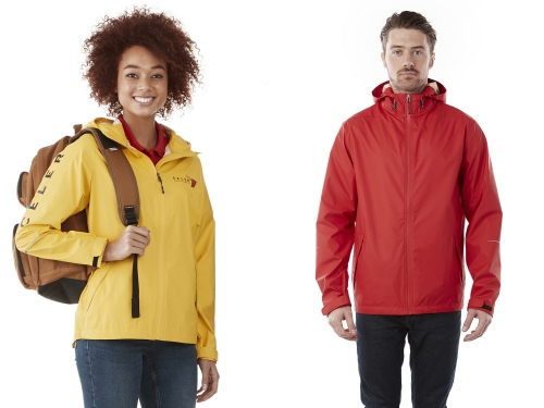 Elevate Rain Jacket for Men and Women from NYFifth