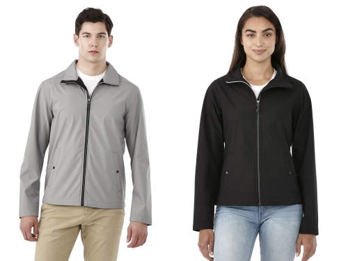 Elevate Softshell Jacket for Men and Women from NYFifth