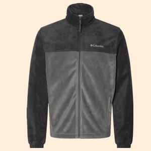 Columbia 147667 Steens Mountain Full Zip Fleece Jacket from NYFifth