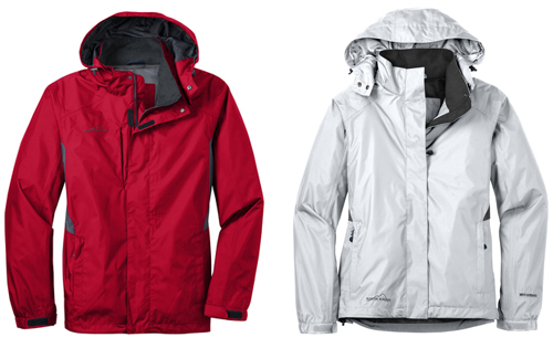 Eddie Bauer Rain Jackets at NYFifth