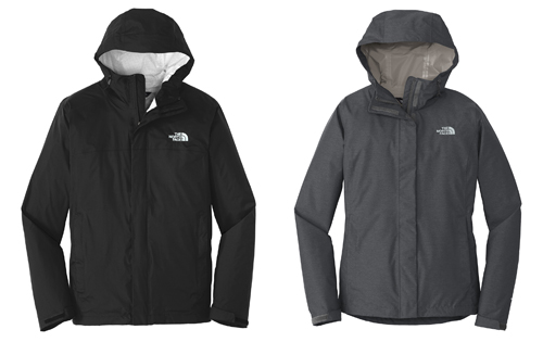 The North Face Rain Jackets from NYFifth
