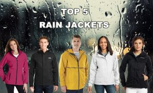 Top 5 Rain Jackets for Men and Women from NYFifth