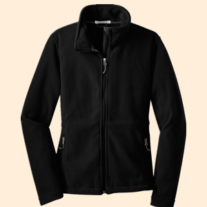 Port Authority L217 Ladies Value Fleece Jacket from NYFifth