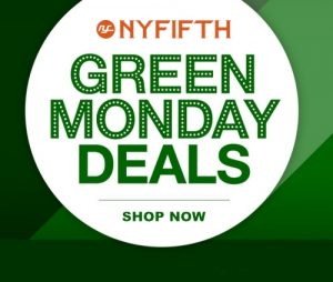 NYFifth Green Monday 2018 Deals