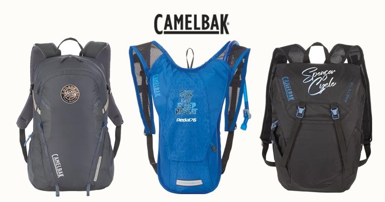 CamelBak Custom Backpacks from NYFifth