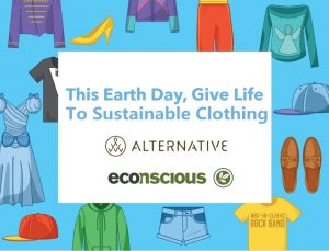 Earth Day Sustainable Clothing from NYFifth