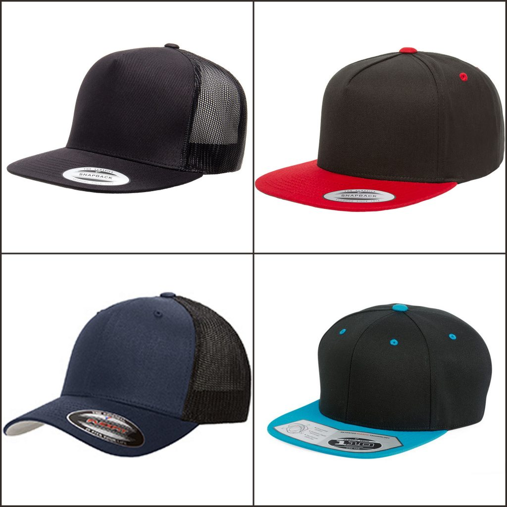 Best Blank Hat Brands - Flexfit Cap from NYFifth