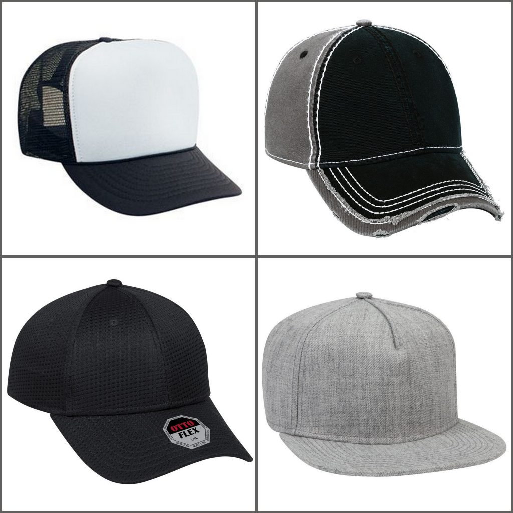 Best Blank Hat Brand - OTTO Cap from NYFifth