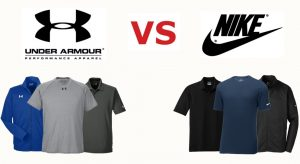 Under Armour VS Nike from NYFifth