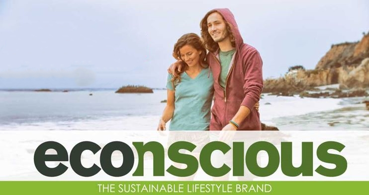 Earth Day Sustainable Clothing Brand - econsicous at NYFifth