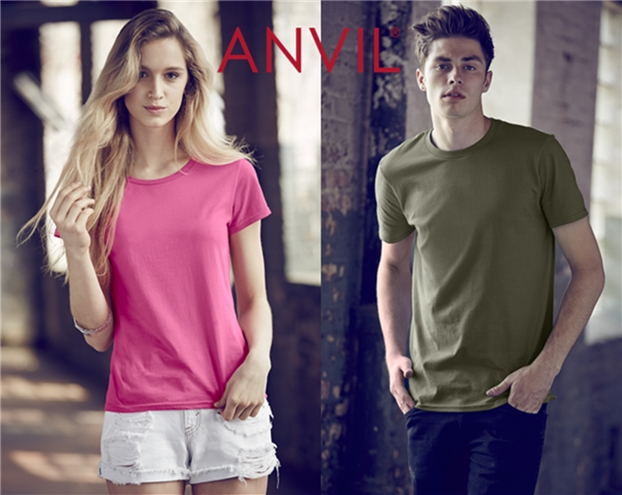 Anvil Best Quality Tee Shirts for Streetwear from NYFifth