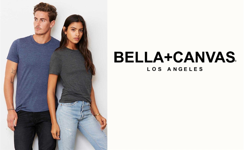 Bella Canvas Best Quality Tee Shirts for Streetwear from NYFifth