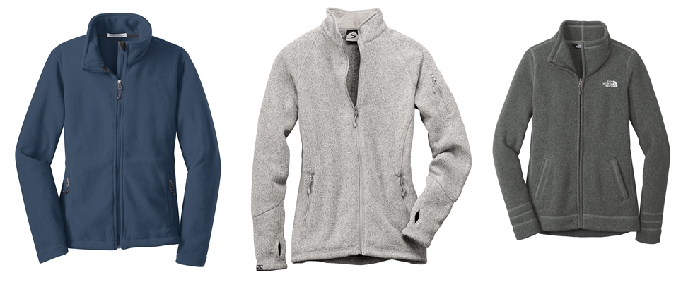 Best Fleece Jackets for National Nurse Day 2019 from NYFifth