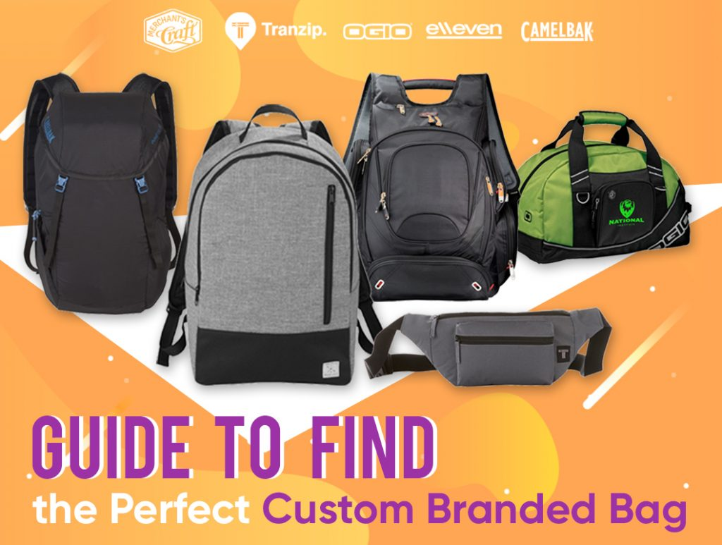 Custom Branded Backpack Guide from NYFifth