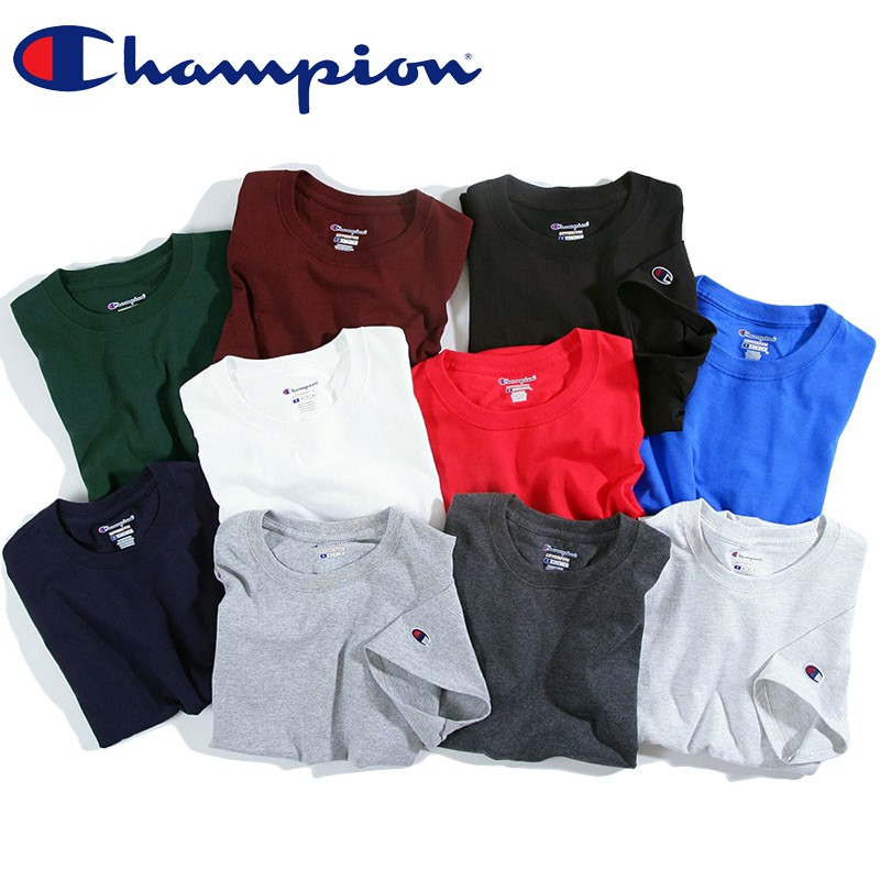 Champion Sportswear Best Quality Tee Shirts for Streetwear from NYFifth