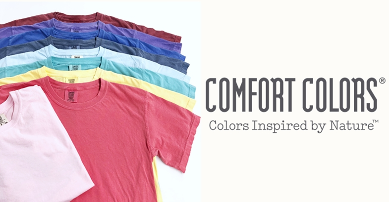 Comfort Colors Best Quality Tee Shirts for Streetwear from NYFifth