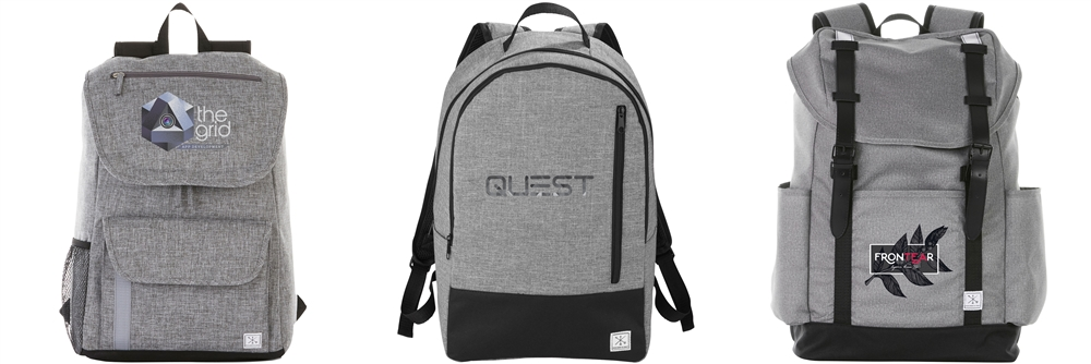 Merchant Craft Custom Backpacks from NYFifth