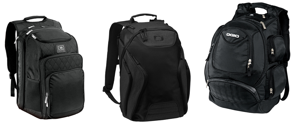 Custom OGIO Backpacks from NYFifth
