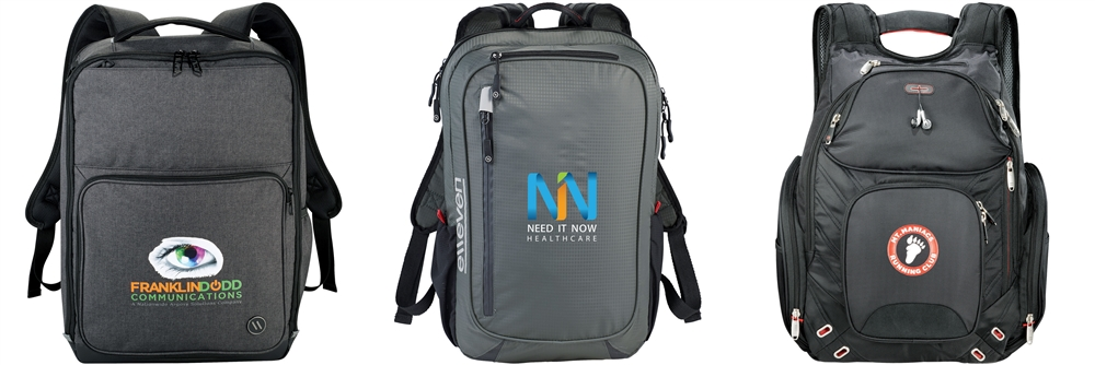 Custom elleven Backpacks from NYFifth