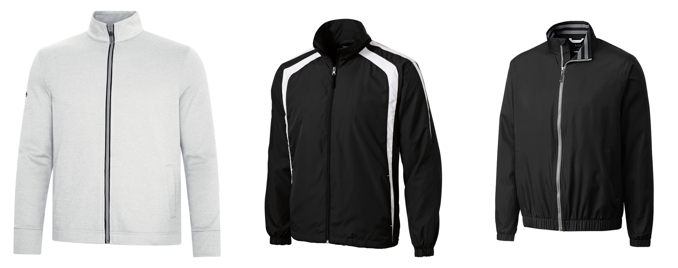 Lightweight Jackets for Golfers from NYFifth