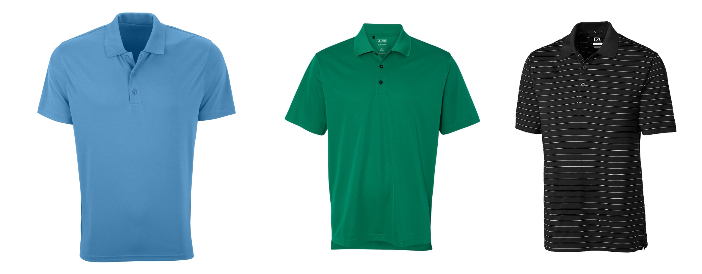 Performance Golf Polo Shirts from NYFifth