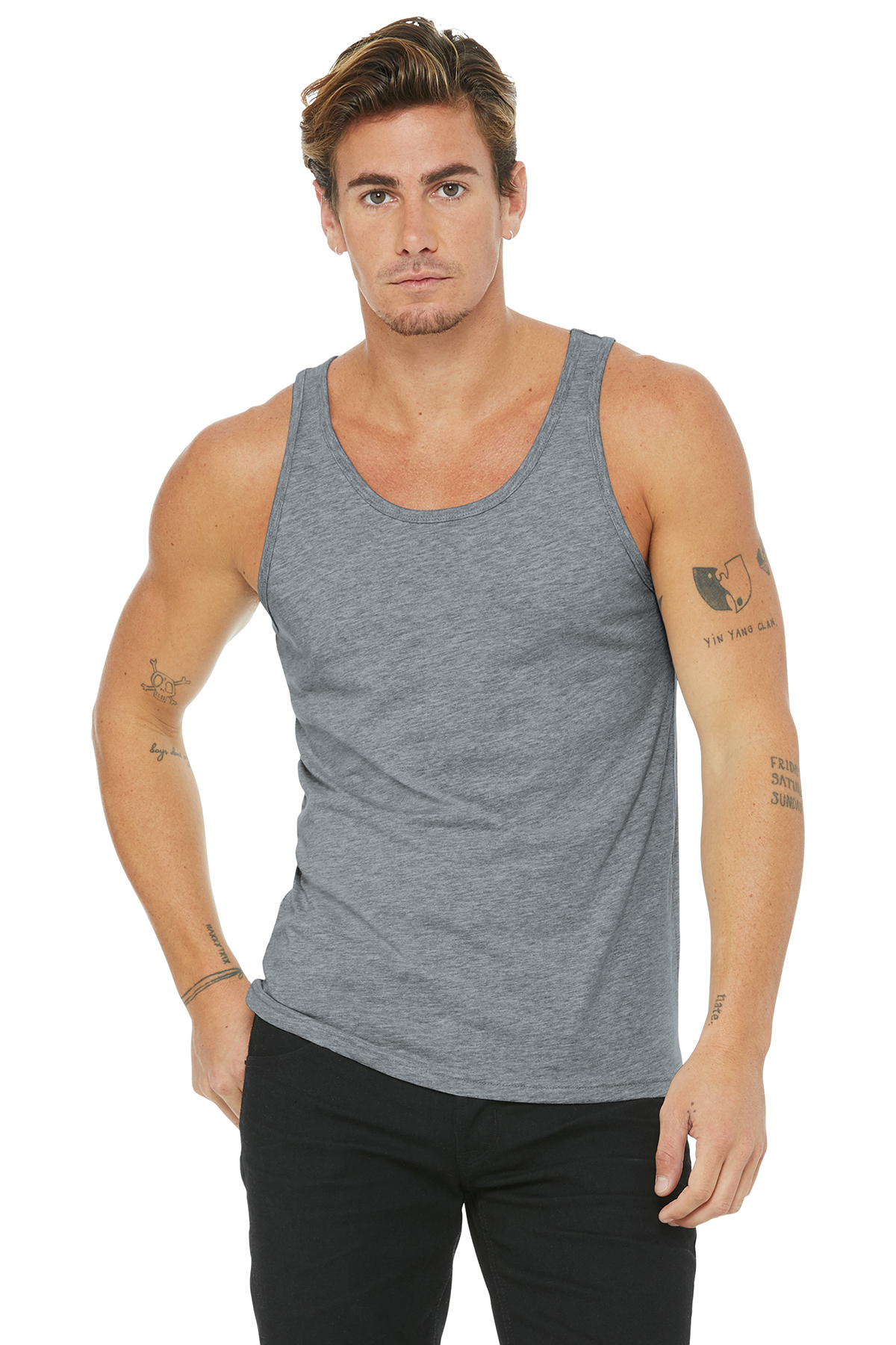 Bella Canvas 3480 Unisex Jersey Tank from NYFifth