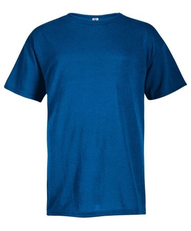 Delta Apparel 11001 Poly Performance Tee from NYFifth
