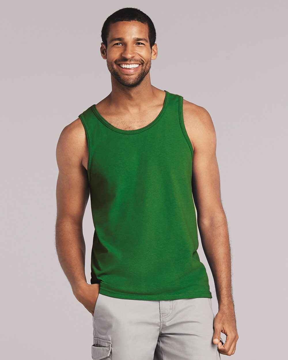 Gildan 5200 Heavy Cotton Adult Tank Top from NYFifth