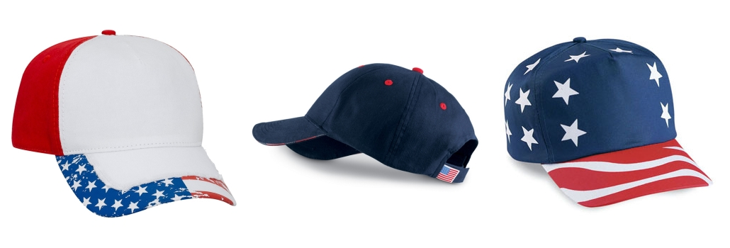 Hats for 4th of July 2019 from NYFifth