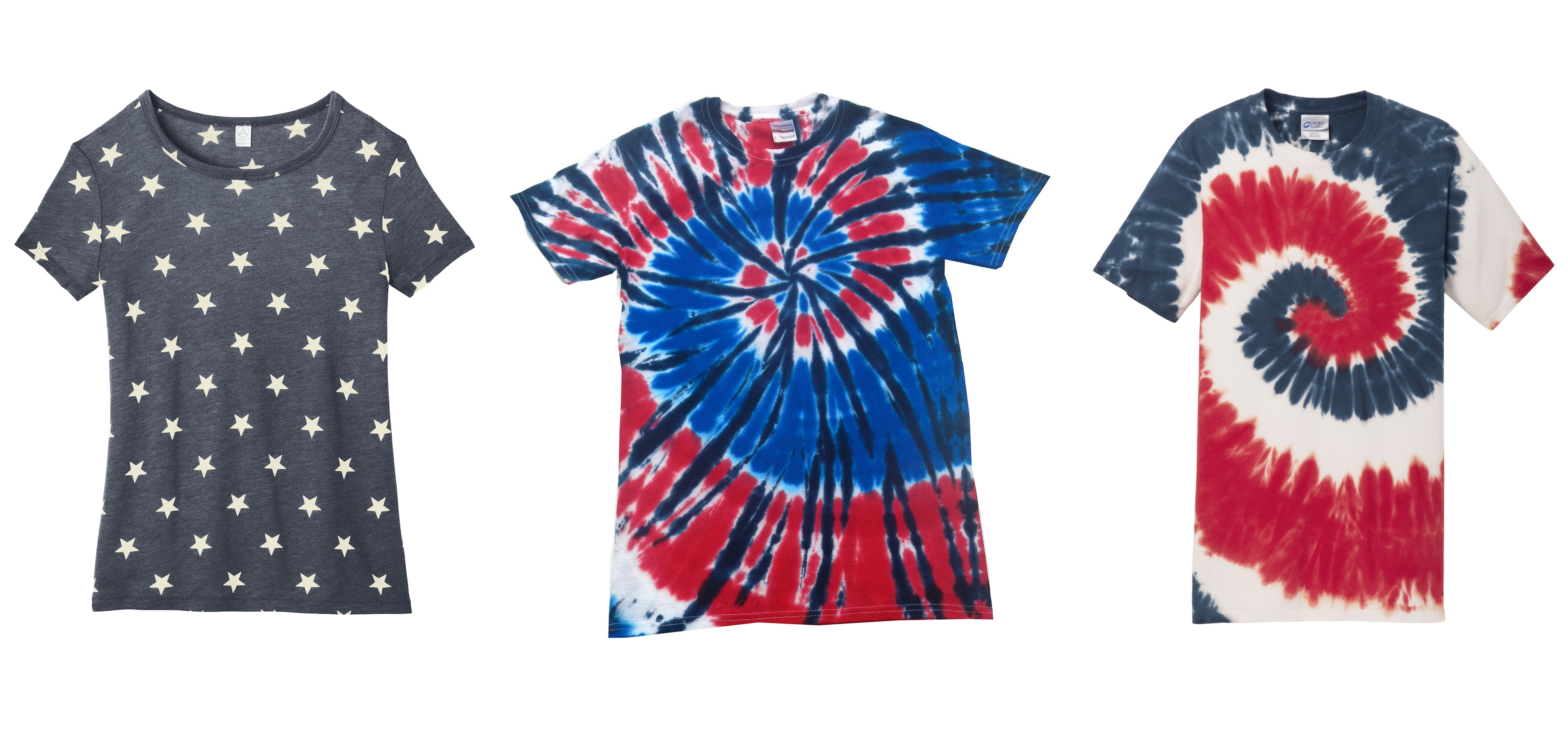 Tees for 4th of July from NYFifth