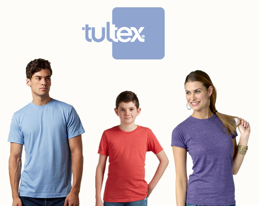 Tultex Blank Tees for Screen Printing from NYFifth