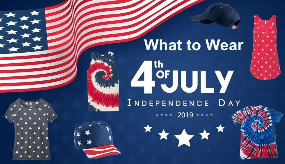 What to Wear on 4th of July 2019 from NYFifth