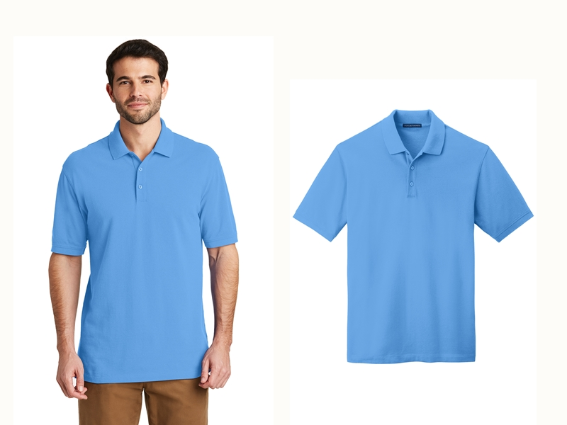 Port Authority K8000 EZCotton Polo from NYFifth