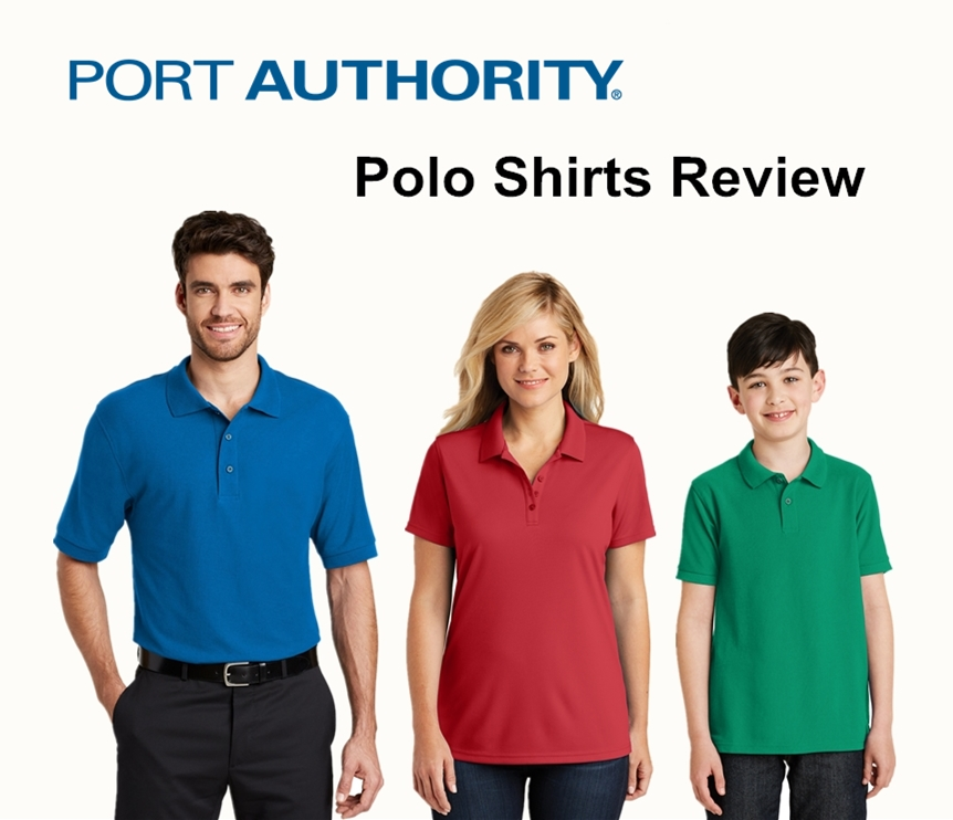 Port Authority Polo Shirts Review from NYFifth