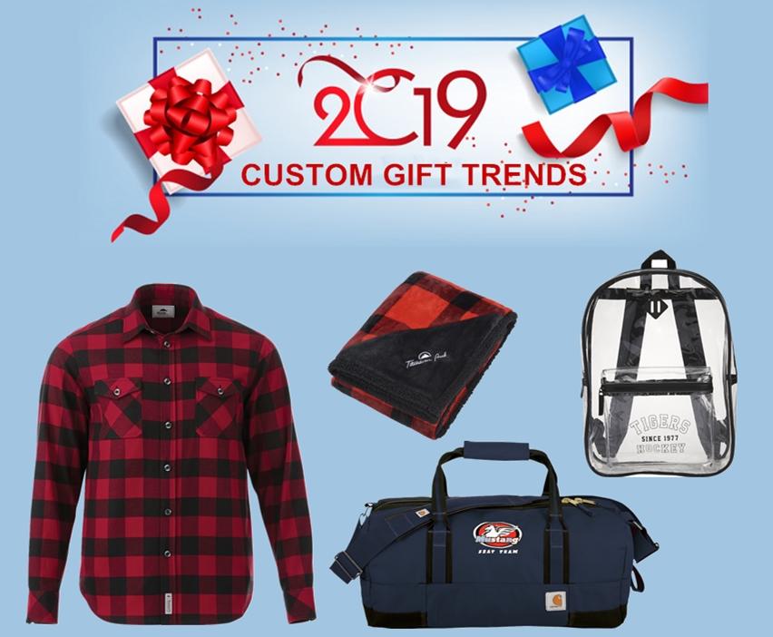 Custom Gift Trends of 2019
