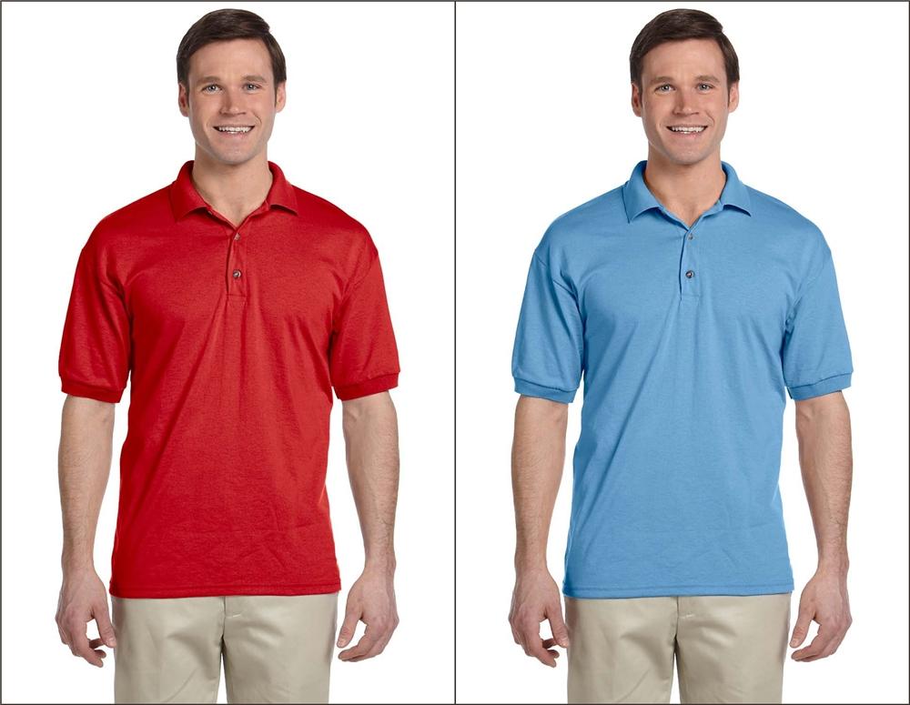 Gildan 8800 DryBlend Sport Shirt from NYFifth
